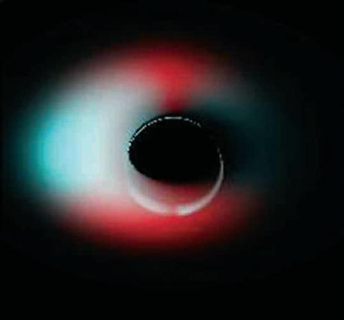 Stín černé díry