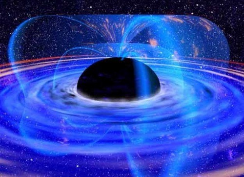 Černá díra v galaxii MCG-6-30-15