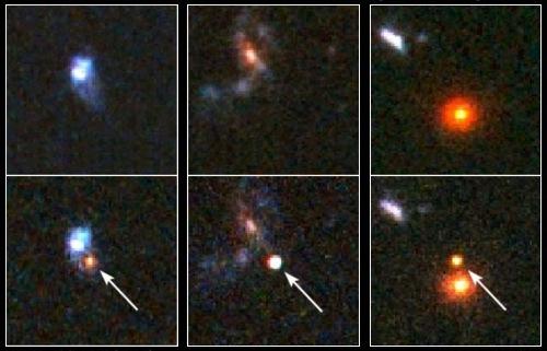 SN Ia, HST