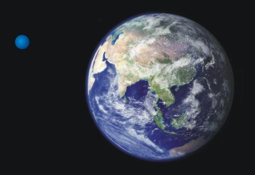 Země a voda
