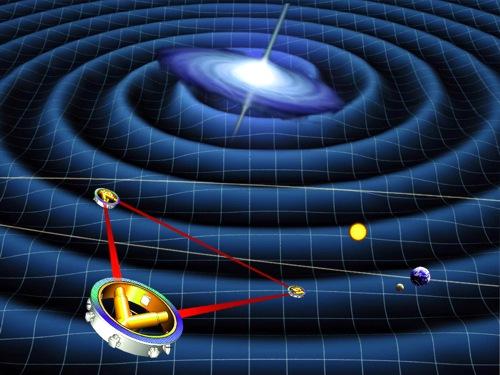 LISA, obří interferometr s rameny 5 milonů kilometrů