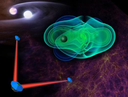 Nová gravitační observatoř ESA