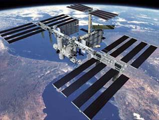 Začínají opět večerní přelety ISS